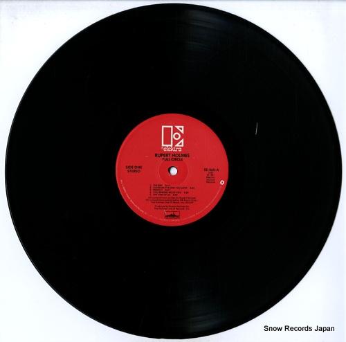 HOLMES, RUPERT full circle 5E-560 - disc