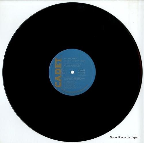 FARMER, ART meet the jazztet MJ-1001 - disc