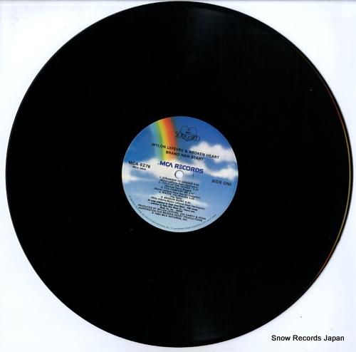LEFEVRE, MYLON, AND BROKEN HEART brand new start MCA-5276 - disc