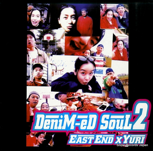 EAST END X YURI denim-ed soul 2 28FR-39