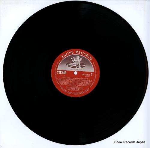 SCHWARZKOPF, ELISABETH mozart lieder EAC-70168 - disc